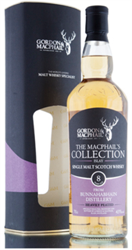Bunnahabhain Scotch Single Malt 8 Year By Gordon & Macphail
